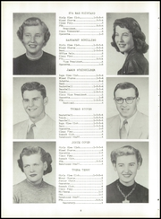 Page 14, 1954 Edition, Nevada High School - Reflector Yearbook (Nevada, OH) online yearbook collection