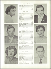 Page 15, 1954 Edition, Nevada High School - Reflector Yearbook (Nevada, OH) online yearbook collection