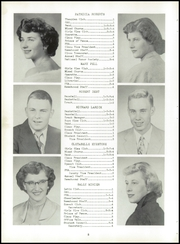 Page 16, 1954 Edition, Nevada High School - Reflector Yearbook (Nevada, OH) online yearbook collection