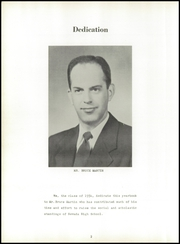 Page 6, 1954 Edition, Nevada High School - Reflector Yearbook (Nevada, OH) online yearbook collection