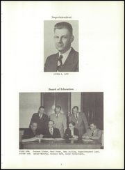 Page 9, 1954 Edition, Nevada High School - Reflector Yearbook (Nevada, OH) online yearbook collection