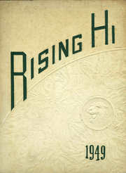 Page 1, 1949 Edition, Risingsun High School - Rising Hi Yearbook (Risingsun, OH) online yearbook collection