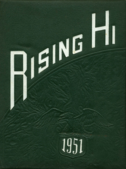 Page 1, 1951 Edition, Risingsun High School - Rising Hi Yearbook (Risingsun, OH) online yearbook collection