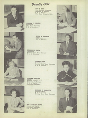 Page 12, 1951 Edition, Risingsun High School - Rising Hi Yearbook (Risingsun, OH) online yearbook collection