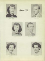 Page 17, 1951 Edition, Risingsun High School - Rising Hi Yearbook (Risingsun, OH) online yearbook collection