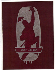 1949 Edition, New Straitsville High School - Scarlet and Gray Yearbook (New Straitsville, OH)