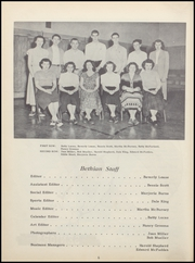 Page 10, 1950 Edition, Bethesda High School - Bethian Yearbook (Bethesda, OH) online yearbook collection