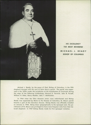 Page 10, 1951 Edition, St Mary High School - Marian Yearbook (Marion, OH) online yearbook collection