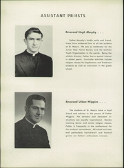 Page 12, 1951 Edition, St Mary High School - Marian Yearbook (Marion, OH) online yearbook collection