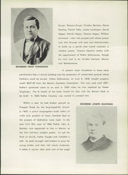Page 15, 1951 Edition, St Mary High School - Marian Yearbook (Marion, OH) online yearbook collection