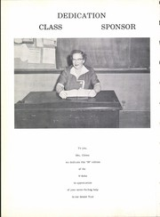 Page 6, 1956 Edition, Vernon High School - V Echo Yearbook (Vernon, OH) online yearbook collection