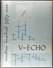 1959 Edition, Vernon High School - V Echo Yearbook (Vernon, OH)