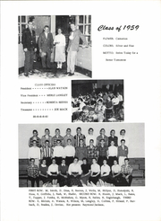 Page 13, 1959 Edition, Vernon High School - V Echo Yearbook (Vernon, OH) online yearbook collection