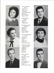 Page 16, 1959 Edition, Vernon High School - V Echo Yearbook (Vernon, OH) online yearbook collection