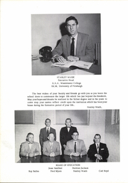 Page 8, 1959 Edition, Vernon High School - V Echo Yearbook (Vernon, OH) online yearbook collection