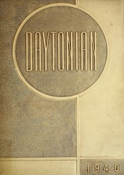 Page 1, 1940 Edition, University of Dayton - Daytonian Yearbook (Dayton, OH) online yearbook collection