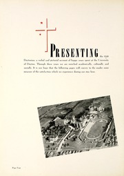 Page 8, 1940 Edition, University of Dayton - Daytonian Yearbook (Dayton, OH) online yearbook collection