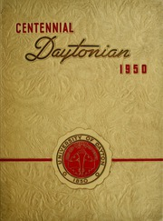 University of Dayton - Daytonian Yearbook (Dayton, OH) online yearbook collection, 1950 Edition, Page 1