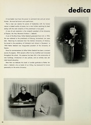 Page 14, 1959 Edition, University of Dayton - Daytonian Yearbook (Dayton, OH) online yearbook collection