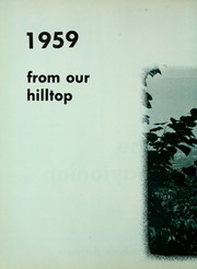 Page 8, 1959 Edition, University of Dayton - Daytonian Yearbook (Dayton, OH) online yearbook collection