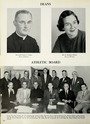 Page 28, 1961 Edition, University of Dayton - Daytonian Yearbook (Dayton, OH) online yearbook collection