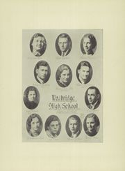 Page 17, 1936 Edition, Walbridge High School - Ties Yearbook (Walbridge, OH) online yearbook collection
