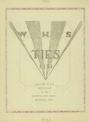 Page 5, 1936 Edition, Walbridge High School - Ties Yearbook (Walbridge, OH) online yearbook collection