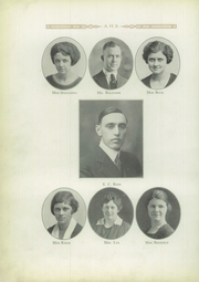 Page 10, 1922 Edition, Ashley High School - Ashlian Yearbook (Ashley, OH) online yearbook collection