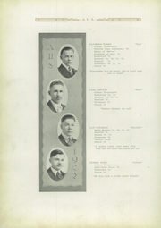 Page 12, 1922 Edition, Ashley High School - Ashlian Yearbook (Ashley, OH) online yearbook collection