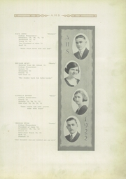 Page 13, 1922 Edition, Ashley High School - Ashlian Yearbook (Ashley, OH) online yearbook collection