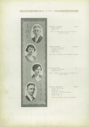 Page 14, 1922 Edition, Ashley High School - Ashlian Yearbook (Ashley, OH) online yearbook collection