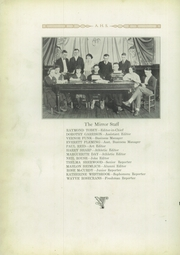 Page 8, 1922 Edition, Ashley High School - Ashlian Yearbook (Ashley, OH) online yearbook collection
