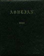 Page 1, 1949 Edition, Ashley High School - Ashlian Yearbook (Ashley, OH) online yearbook collection