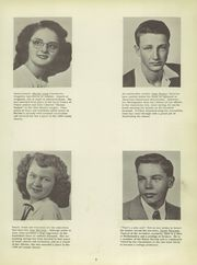 Page 11, 1949 Edition, Ashley High School - Ashlian Yearbook (Ashley, OH) online yearbook collection