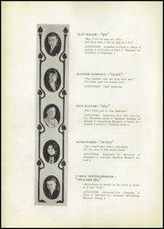 Page 12, 1926 Edition, Shiloh High School - Periscope Yearbook (Shiloh, OH) online yearbook collection