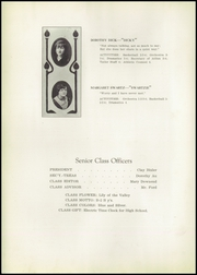 Page 16, 1926 Edition, Shiloh High School - Periscope Yearbook (Shiloh, OH) online yearbook collection