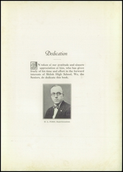 Page 5, 1926 Edition, Shiloh High School - Periscope Yearbook (Shiloh, OH) online yearbook collection