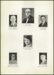 Page 8, 1926 Edition, Shiloh High School - Periscope Yearbook (Shiloh, OH) online yearbook collection