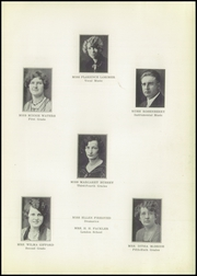 Page 9, 1926 Edition, Shiloh High School - Periscope Yearbook (Shiloh, OH) online yearbook collection