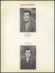Page 10, 1956 Edition, Shiloh High School - Periscope Yearbook (Shiloh, OH) online yearbook collection