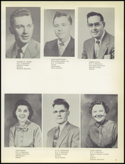 Page 11, 1956 Edition, Shiloh High School - Periscope Yearbook (Shiloh, OH) online yearbook collection