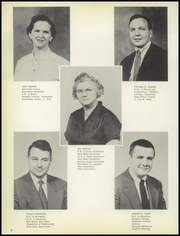 Page 12, 1956 Edition, Shiloh High School - Periscope Yearbook (Shiloh, OH) online yearbook collection