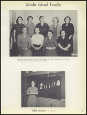 Page 13, 1956 Edition, Shiloh High School - Periscope Yearbook (Shiloh, OH) online yearbook collection