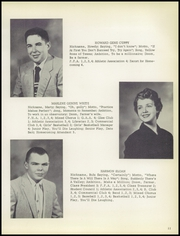 Page 15, 1956 Edition, Shiloh High School - Periscope Yearbook (Shiloh, OH) online yearbook collection
