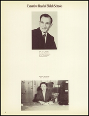 Page 12, 1957 Edition, Shiloh High School - Periscope Yearbook (Shiloh, OH) online yearbook collection