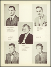 Page 14, 1957 Edition, Shiloh High School - Periscope Yearbook (Shiloh, OH) online yearbook collection