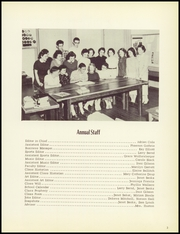 Page 7, 1957 Edition, Shiloh High School - Periscope Yearbook (Shiloh, OH) online yearbook collection