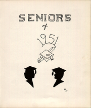 Page 13, 1951 Edition, Sullivan High School - Spotlight Yearbook (Sullivan, OH) online yearbook collection