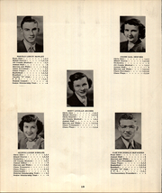 Page 14, 1951 Edition, Sullivan High School - Spotlight Yearbook (Sullivan, OH) online yearbook collection