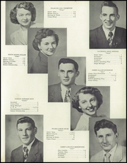 Page 13, 1953 Edition, Sullivan High School - Spotlight Yearbook (Sullivan, OH) online yearbook collection